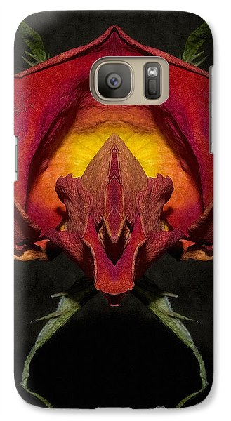 Galaxy Case featuring the photograph Feap Of Laith by WB Johnston