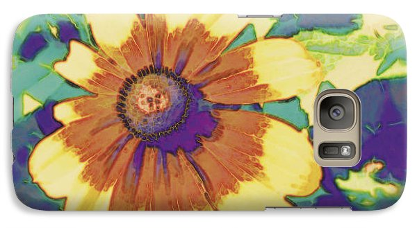 Galaxy Case featuring the photograph Feeling Groovy by Karen Shackles