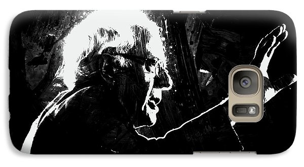 Feeling The Bern Galaxy S7 Case by Brian Reaves
