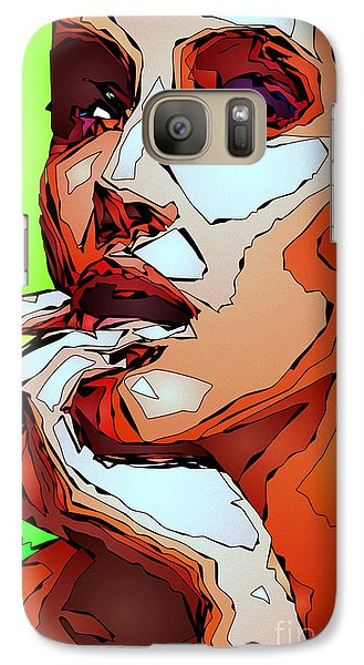 Female Expressions Galaxy S7 Case