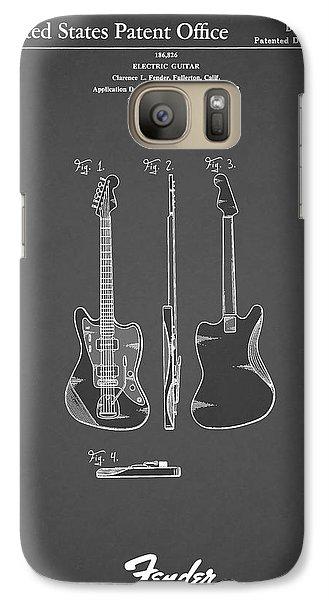 Fender Electric Guitar 1959 Galaxy S7 Case