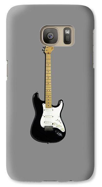 Fender Stratocaster Blackie 77 Galaxy S7 Case