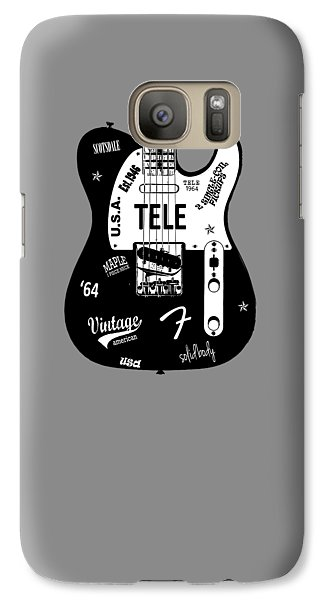Fender Telecaster 64 Galaxy S7 Case