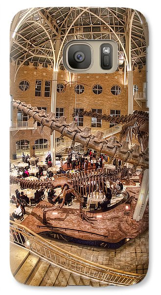 Galaxy Case featuring the photograph Fernbank Museum by Anna Rumiantseva