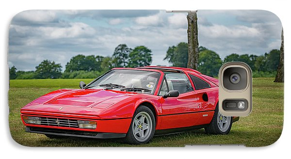 Galaxy Case featuring the photograph Ferrari 328 Gts by Adrian Evans