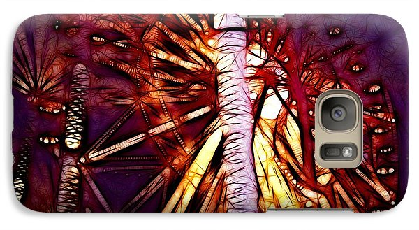 Galaxy Case featuring the photograph Ferris Wheel  by Mariola Bitner