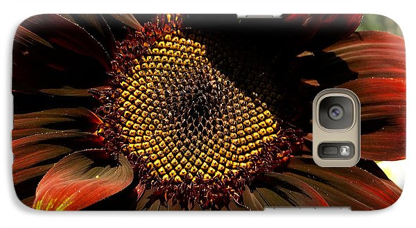 Fibonacci Hues Galaxy S7 Case