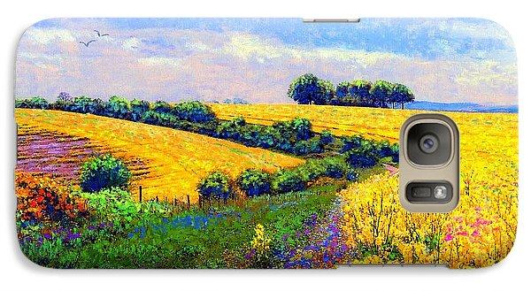 Fields Of Gold Galaxy S7 Case