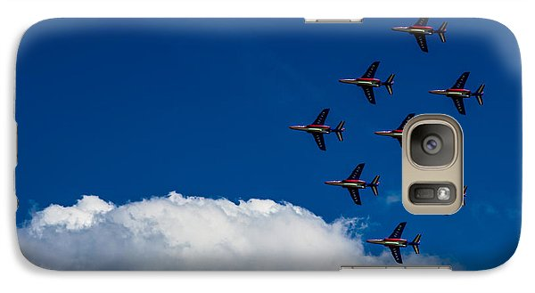 Fighter Jet Galaxy Case by Martin Newman
