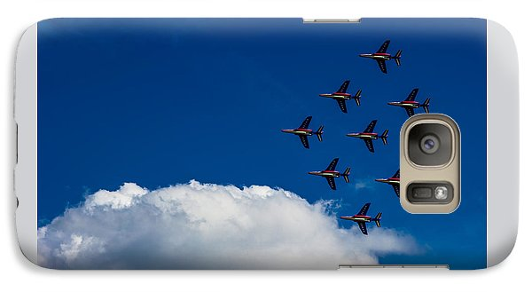 Fighter Jet Galaxy S7 Case
