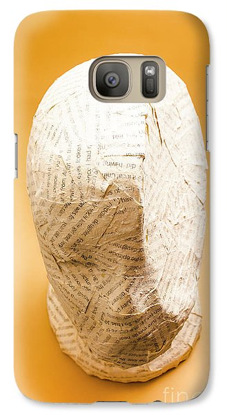 Figurative Poetry Galaxy Case by Jorgo Photography - Wall Art Gallery