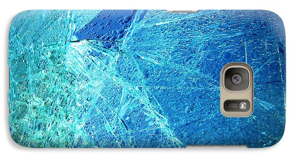 Galaxy Case featuring the photograph Fin  by Kristine Nora