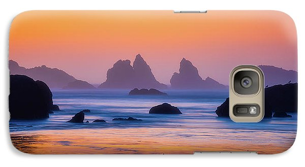 Galaxy Case featuring the photograph Final Moments by Darren White