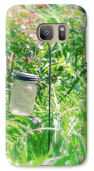 Galaxy Case featuring the photograph Fine Creek No. 1 by Laura DAddona