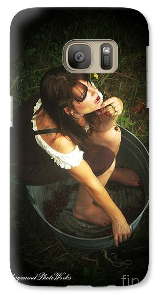 Galaxy Case featuring the photograph Fine Wine by Tbone Oliver