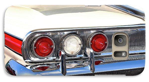 Fins Were In - 1960 Chevrolet Galaxy S7 Case