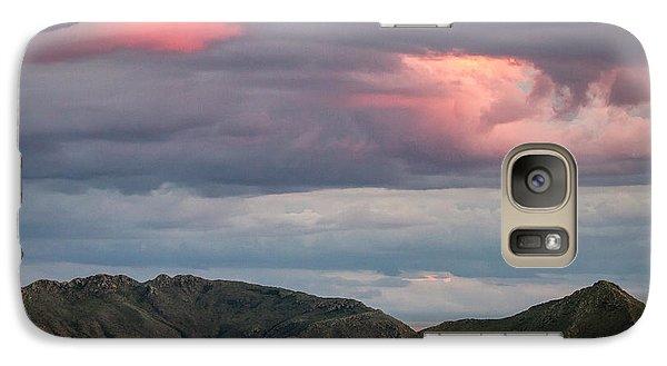 Glow In Clouds Galaxy S7 Case by Hitendra SINKAR