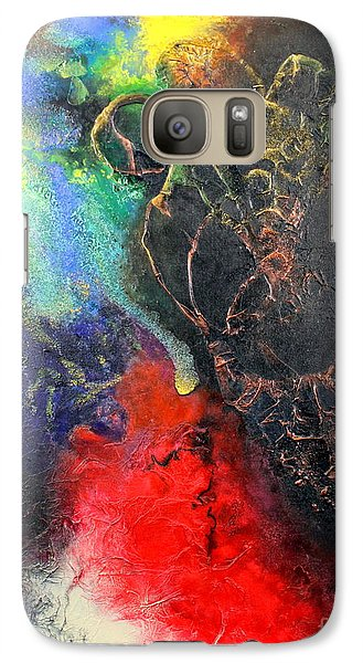 Fire Of Passion Galaxy S7 Case