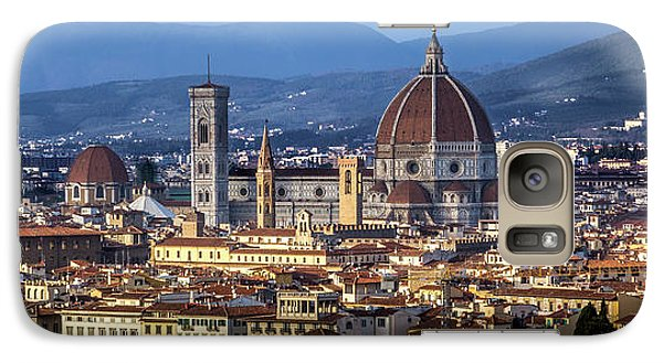 Galaxy Case featuring the photograph Firenze by Sonny Marcyan