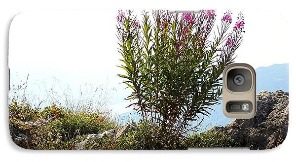 Fireweed Epilobium Angustifolium Galaxy S7 Case