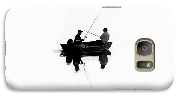 Fishing Buddies Galaxy S7 Case