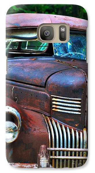 Galaxy Case featuring the photograph Fixer Upper by Alana Ranney