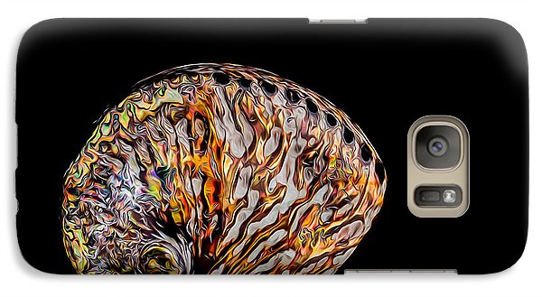 Flame Abalone Galaxy S7 Case