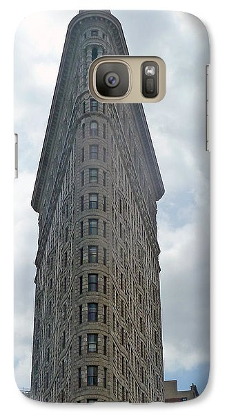 Galaxy Case featuring the photograph Flatiron Building by Helen Haw