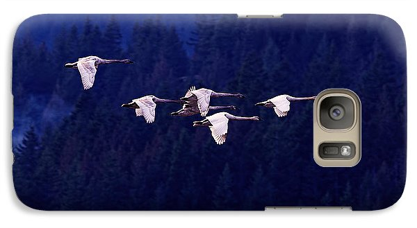 Flight Of The Swans Galaxy S7 Case