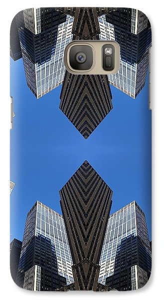 Nyc No. 14 Galaxy S7 Case
