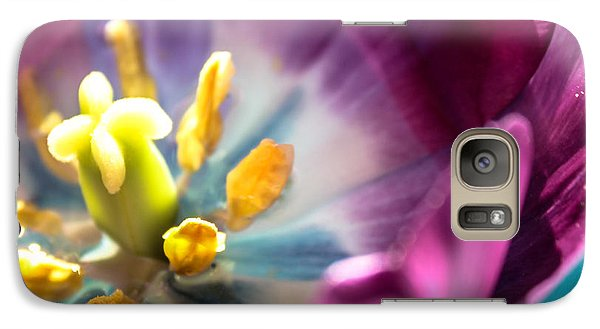 Galaxy Case featuring the photograph Floater by Bobby Villapando