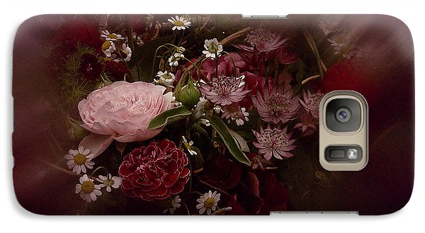 Galaxy Case featuring the photograph Floral Arrangement No. 4 by Richard Cummings