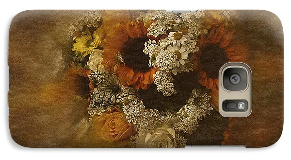 Galaxy Case featuring the photograph Floral Arrangement No. 5 by Richard Cummings