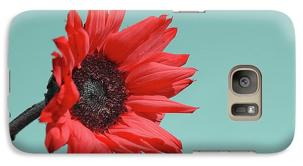 Flowers Galaxy S7 Case - Floral Energy by Aimelle
