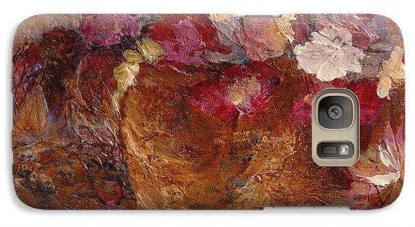Floral Still Life Pinks Galaxy S7 Case