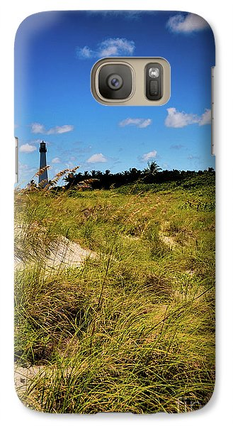 Galaxy Case featuring the photograph Florida Lighthouse  by Kelly Wade