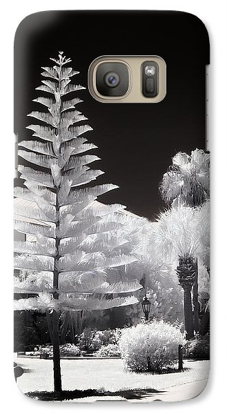 Galaxy Case featuring the photograph Floridian Flora by Dan Wells