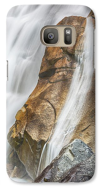 Galaxy Case featuring the photograph Flow by Stephen Stookey