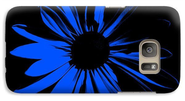 Galaxy Case featuring the digital art Flower 4 by Maggy Marsh