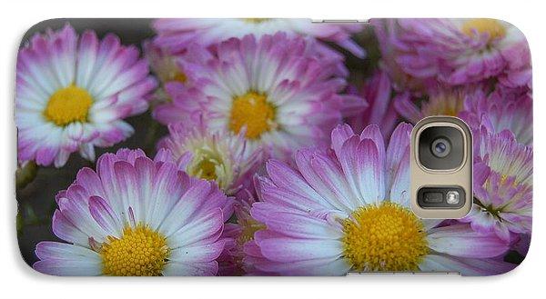 Galaxy Case featuring the photograph Flower Garden by Garnett  Jaeger