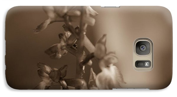 Galaxy Case featuring the photograph Flower by Keith Elliott