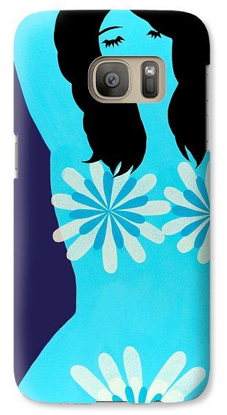 Flower Power Galaxy S7 Case