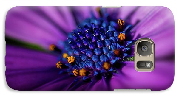 Galaxy Case featuring the photograph Flowers And Sand by Darren White