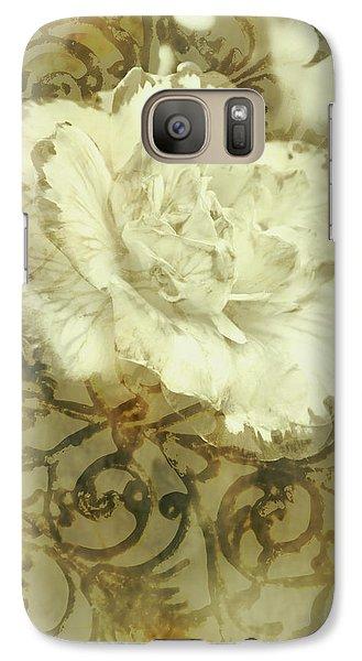 Flowers By The Window Galaxy S7 Case