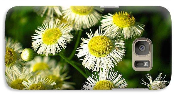 Flowers Galaxy S7 Case