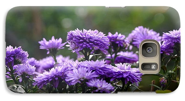 Galaxy Case featuring the photograph Flowers Edition by Bernd Hau