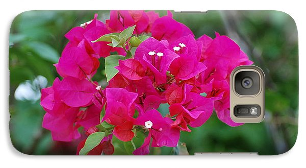 Galaxy Case featuring the photograph Flowers by Rob Hans