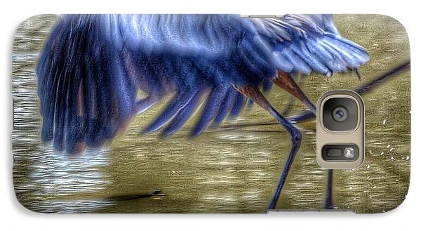 Galaxy Case featuring the photograph Fly Away by Sumoflam Photography