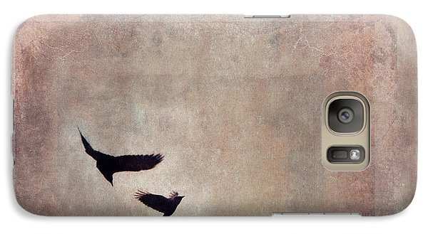 Fly Dance Galaxy S7 Case by Priska Wettstein