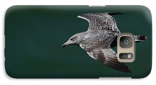 Galaxy Case featuring the photograph Flyby by Richard Patmore